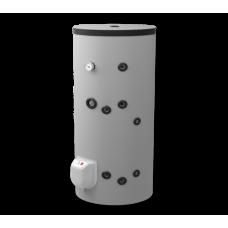 Комбинированный напольный водонагреватель 200л, 1 змеевик, эмалированный