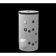 Комбинированный напольный водонагреватель 150л, 1 змеевик, эмалированный