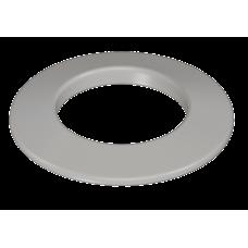 Накладка декоративная D100 (белая)