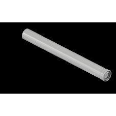 Удлинитель дымохода конденсац. 60/100 L 1000