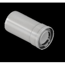 Удлинитель 250 мм конденсационный Ø80/125