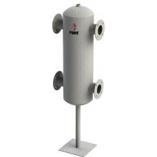 Гидравлический разделитель DN150 (до 2000 кВт) серебро