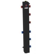 Гидравлический разделитель универсальный ГРУ-3-60 (черный)