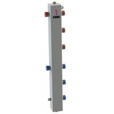 Гидравлический разделитель универсальный ГРУ-3-60 (серебро)