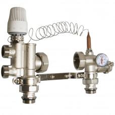 Насосно-смесительный узел для систем отопления ONDO
