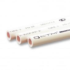 Труба PP-R PN 10 DN 20x1,9 СТМ ПЛАСТ