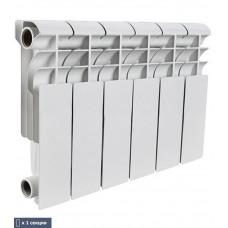 Алюминиевый секционный радиатор ROMMER Al Plus 200 (1 секция)