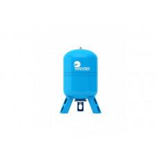 Бак мембранный для водоснабжения Wester Premium WAV100 c нержавеющим контрфланцем