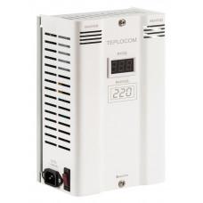 Фазоинверторный стабилизатор для газовых котлов отопления TEPLOCOM ST-400 INVERTOR