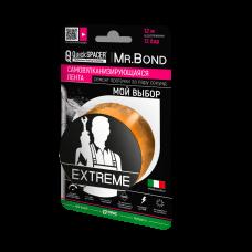 Универсальная лента для ремонта с давлением до 12 бар  QS Mr.Bond® EXTREME 25,4 мм x 3 м x 0,5 мм