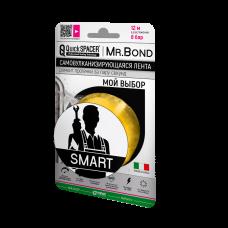 Универсальная лента для ремонта с давлением до 8 бар  QS Mr.Bond® SMART 25,4 мм x 3 м x 0,5 мм