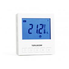 Встраиваемый программируемый комнатный термостат TEPLOCOM TS-Prog-220/3A