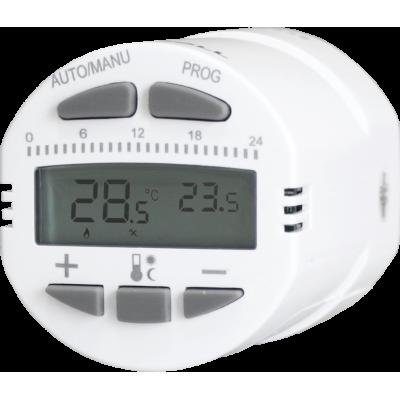 Радиаторный термостат TEPLOCOM TS-Prog-R